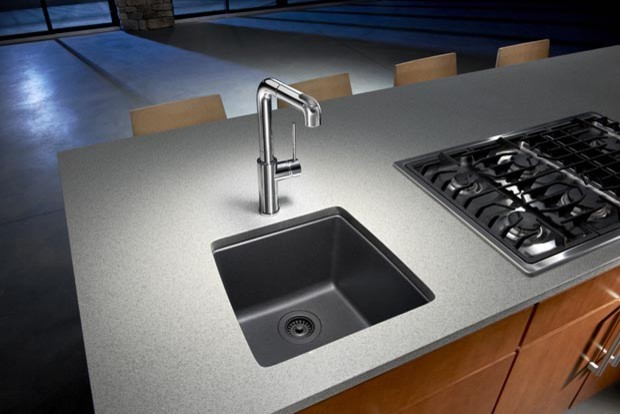 Silgranit Sink : All Products / Kitchen / Kitchen Sinks and Faucets / Kitchen Sinks