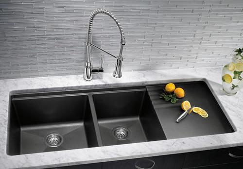 Granite Sinks: Both Beautful & Practical