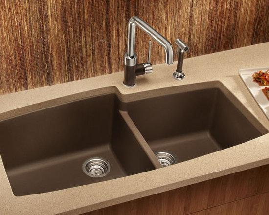 Blanco Silgranit Kitchen Sinks - Blanco Silgranit Kitchen Sinks Undermount and Drop-in