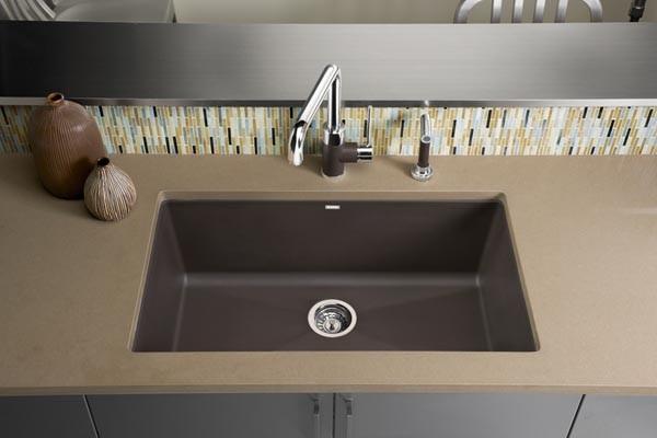 Blanco Silgranit Kitchen Sinks Traditional Kitchen Houston By Westheimer Plumbing Hardware