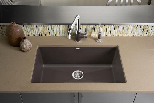 blanco silgranit kitchen sink blanco sinks 4785