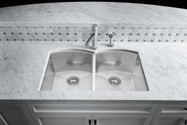 Blanco Kitchen Sinks Stainless Steel : Blanco Stainless Steel Kitchen Sinks - Kitchen Sinks - houston - by ...