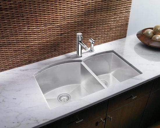 Blanco Stainless Steel Kitchen Sinks - Blanco Stainless Steel Kitchen SInks Undermount
