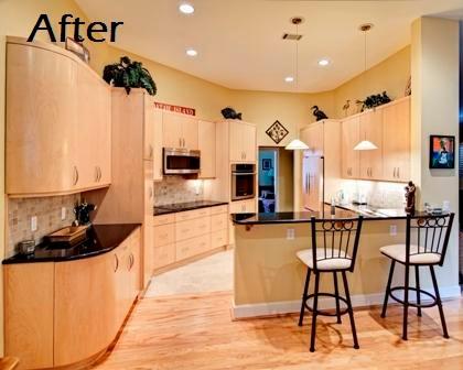 Blas To Breathtaking Modern Kitchen Charleston By Kitchen Design Center