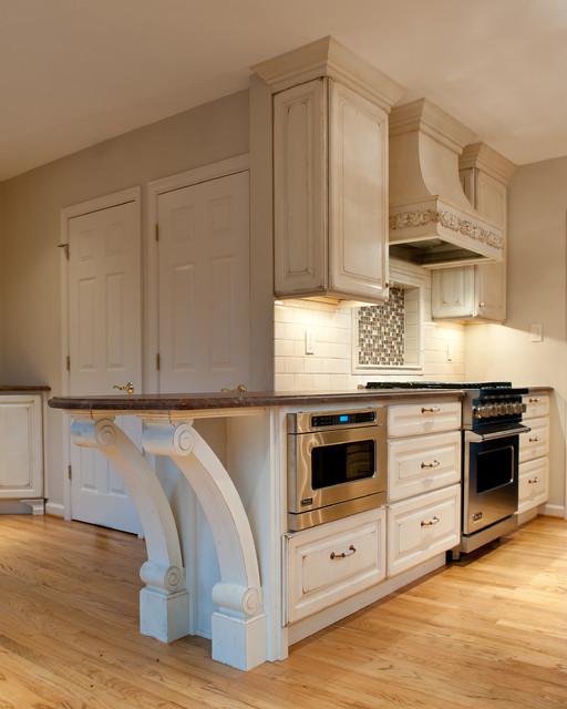Blended Details Kitchen - Designed by Kitchen Elements eclectic-kitchen