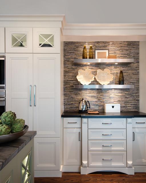 Bloomfield Hills Kitchen Renovation transitional-kitchen