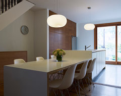 Bloordale Renovation modern-kitchen