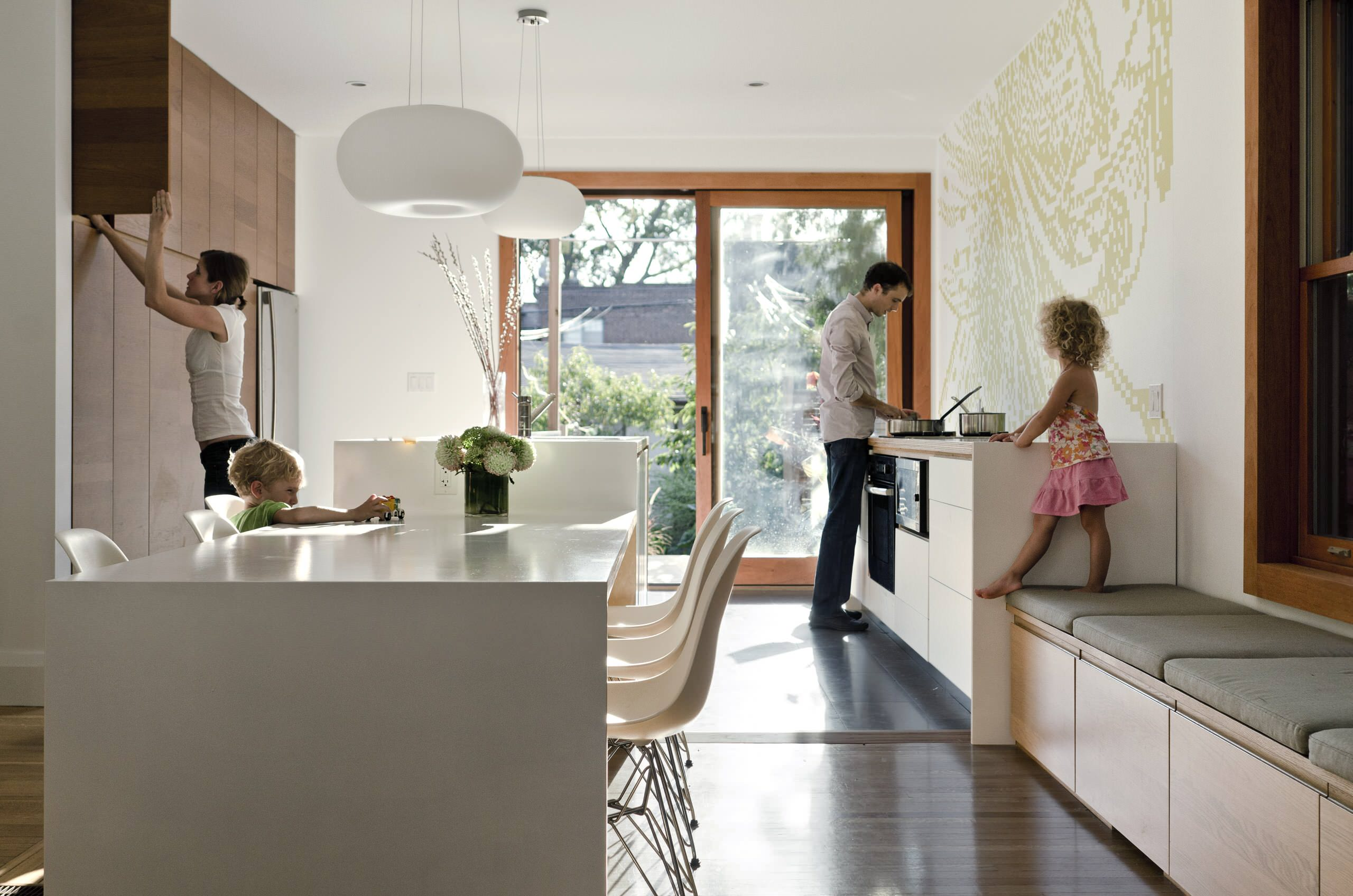 Picture of: Built In Kitchen Benches Houzz