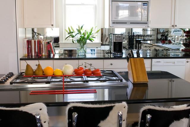 Blount Design contemporary-kitchen