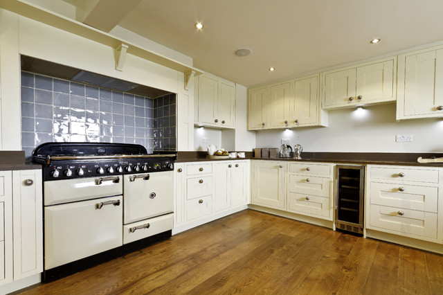 Blue and Cream Country Style Kitchen  Modern  Kitchen  Manchester