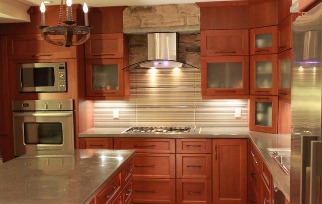 Blue Heron modern-kitchen