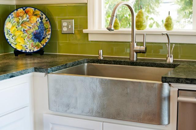 Blue Ridge Kitchen eclectic kitchen