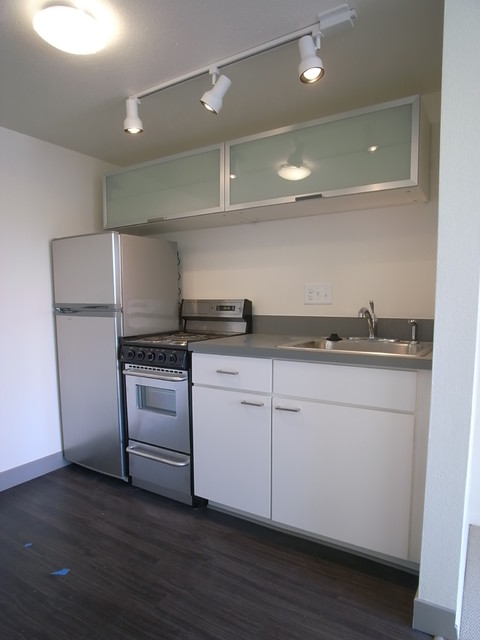 Blue sky lofts boulder contemporary kitchen denver by amber interiors inc classic - Kitchen design boulder ...