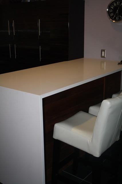 bluestem renovation contemporary-kitchen