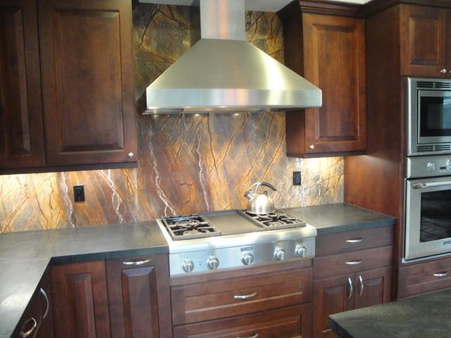 Bob Timberlake Inspired Home Remodel In Laguna Niguel transitional-kitchen