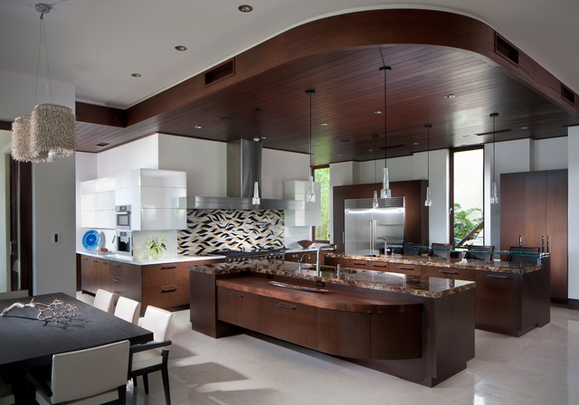 Boca Raton Fl Contemporary Kitchen Miami By Slifer Designs