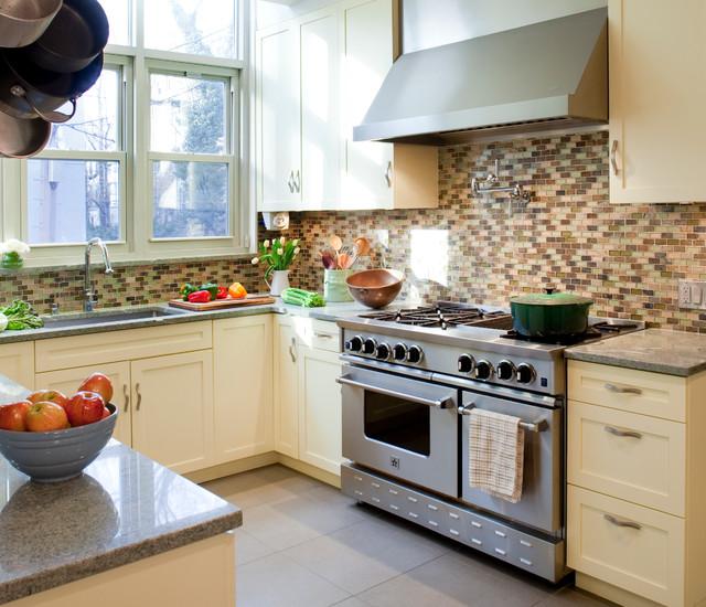 New York Kitchen Design: Boerum Hill Townhouse