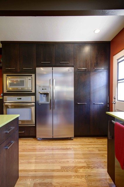 Bold Eclectic Kitchen eclectic-kitchen