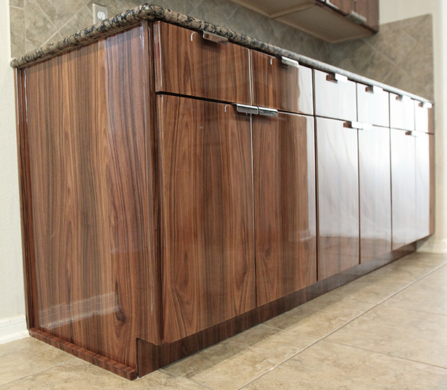Bolivian Rosewood Cabinets Modern