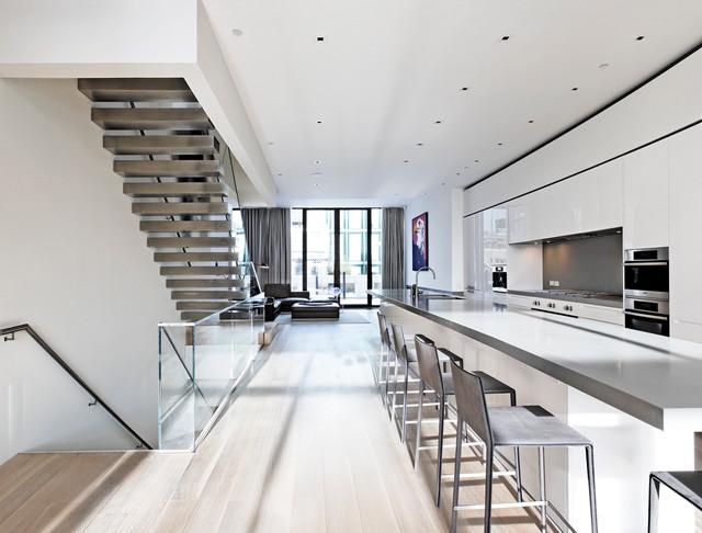 Bond Street Project modern-kitchen