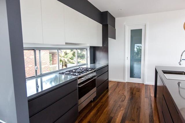 Bora Developments - Matt finish kitchen - Modern - Kitchen ...
