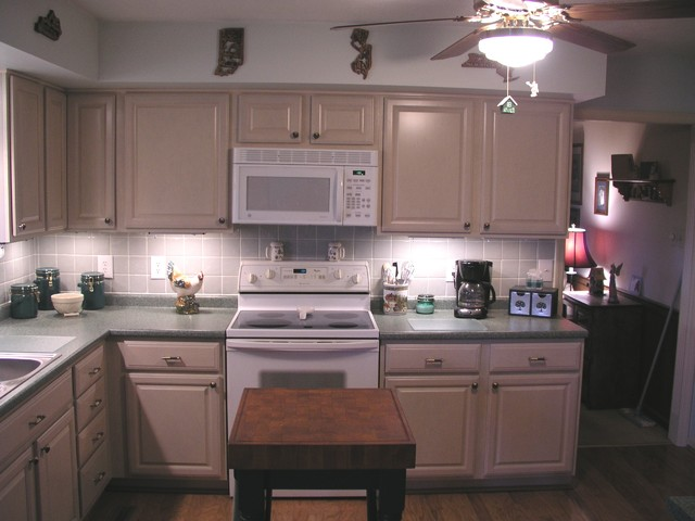 Borman traditional kitchen other metro by lowe 39 s for Kitchen design lexington ky