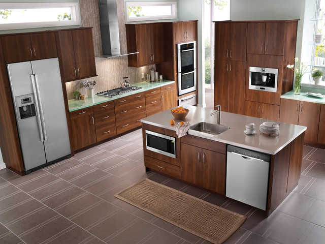 Bosch Kitchen Appliances Contemporary Kitchen