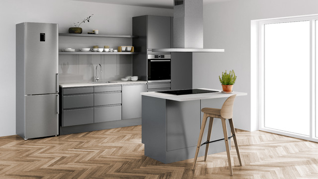 Bosch Kitchen Inspirations Contemporary Kitchen