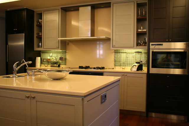 Boschenmeer Contemporary Kitchen Other Metro By
