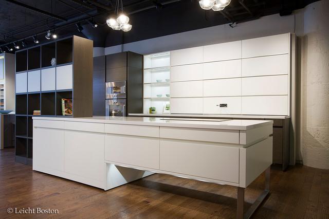 Boston Design Center Showroom Contemporary Kitchen