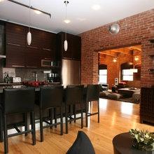 Boston Loft - Kitchen