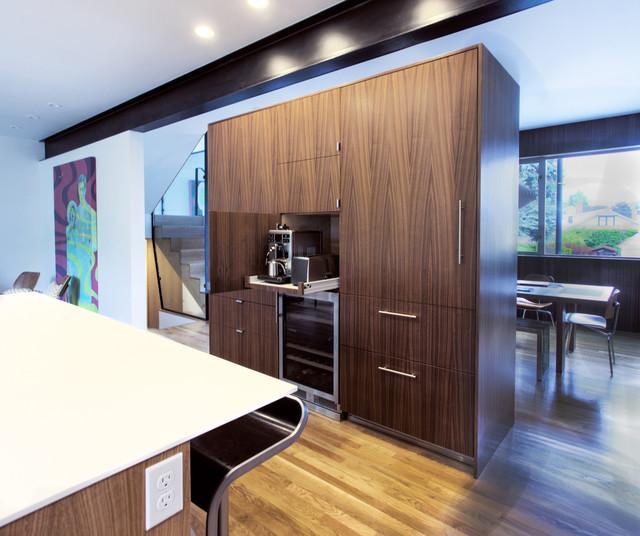 Boston Street Modern Modern Kitchen Seattle By Walker Design Build
