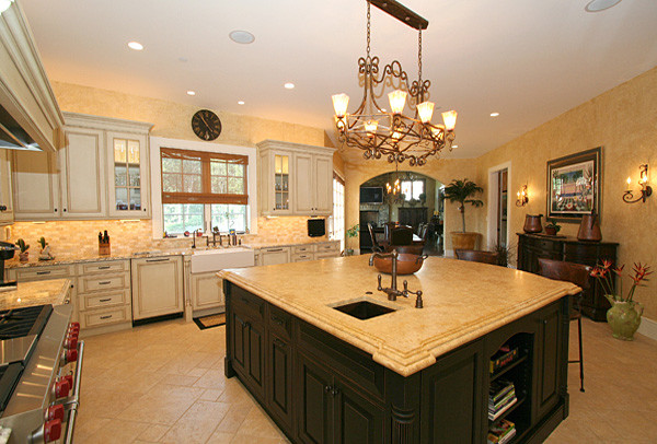 Boswell Lane traditional-kitchen