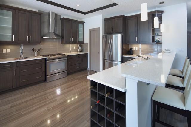 Bouchard contemporary-kitchen