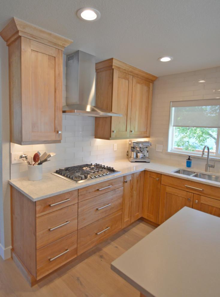 Boulder Kitchen Remodel - Transitional - Kitchen - Denver ...