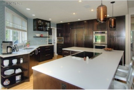 Boulder makeover contemporary kitchen denver by walls by design inc - Kitchen design boulder ...