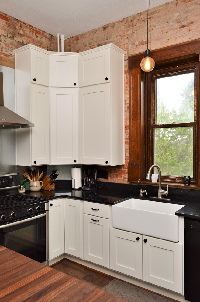 Bourbon, IN. Haas Signature Collection. Farmhouse Kitchen ...
