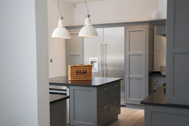Bowdon Cheshire Contemporary Kitchen Other Metro By Finbar Interior Design