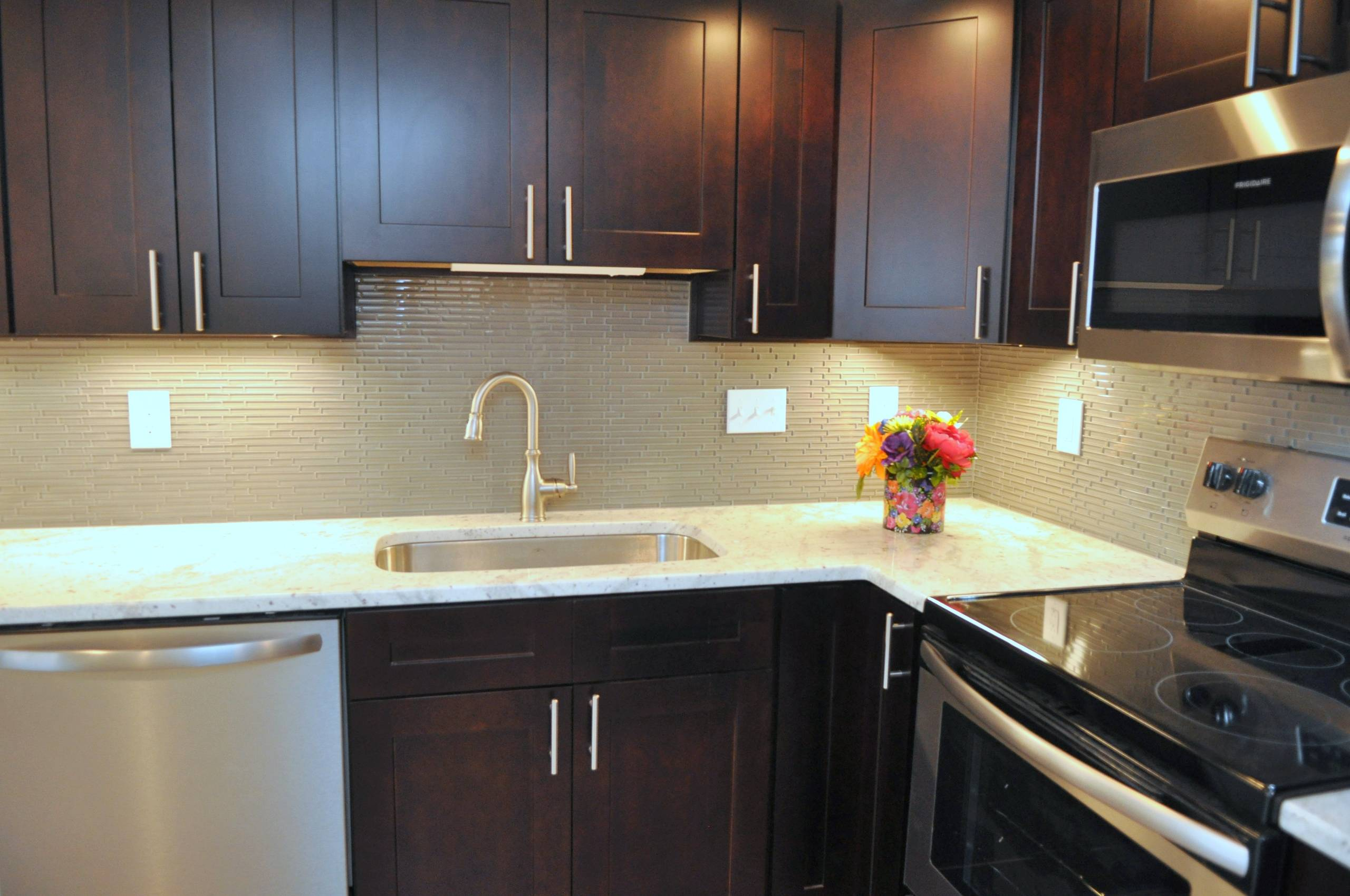 Bowie Townhouse Kitchen Remodel