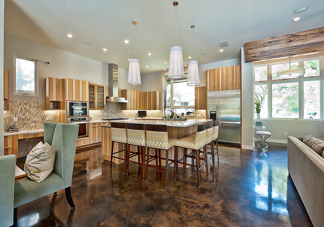 Bowman contemporary kitchen