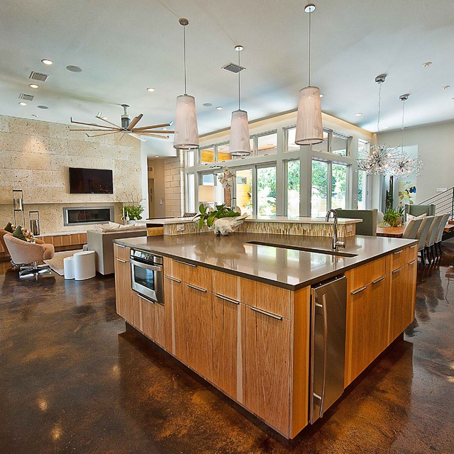 Bowman Kitchen contemporary-kitchen