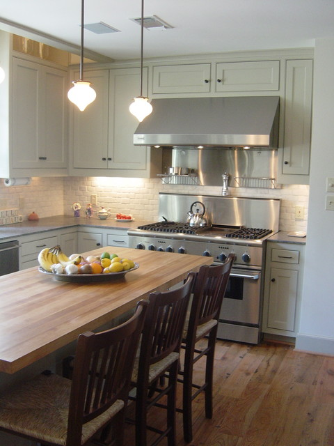 Bowman Kitchen traditional-kitchen