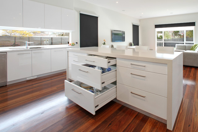 Box Hill Sth Contemporary Kitchen Melbourne By Melbourne Contemporary Kitchens