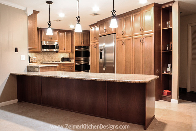 Boyce Cabico Zelmar Kitchen Remodel Traditional Kitchen Orlando By Zelmar Kitchen