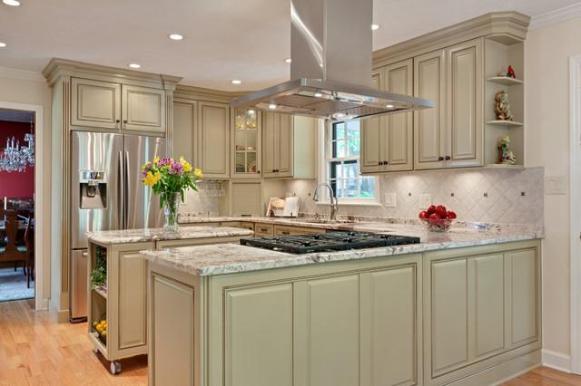 Boyd Kitchen traditional-kitchen