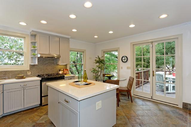 Boynton ave berkeley ca transitional kitchen san for Kitchen cabinets berkeley