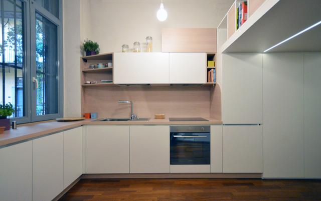 Br_1 contemporaneo-cucina