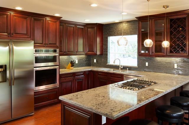 Bradbury - Kitchen traditional-kitchen