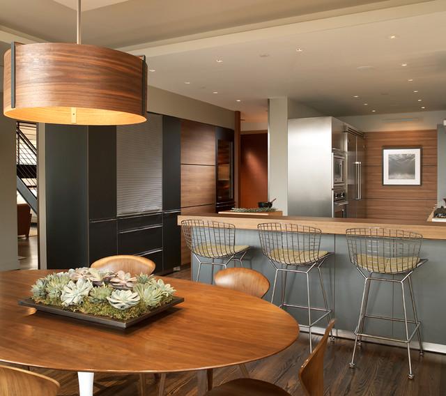Bradley Thiergartner Interiors contemporary-kitchen