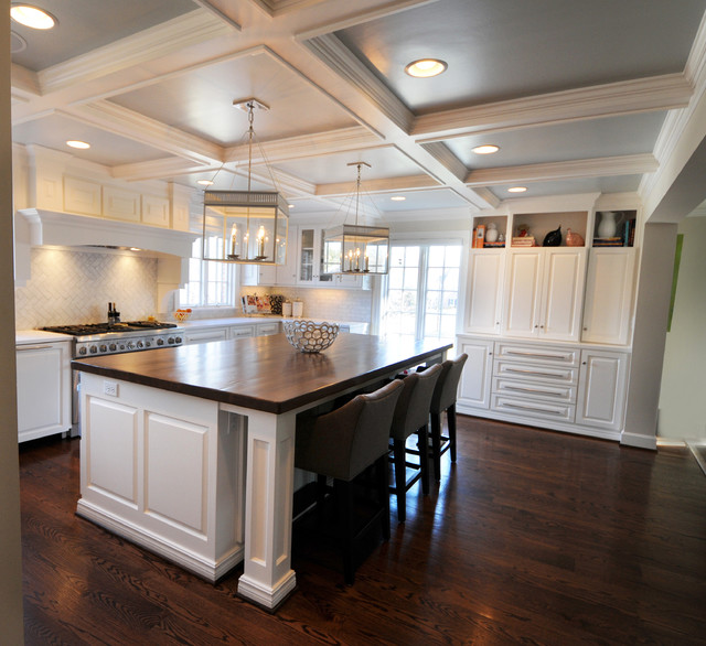 Bradly Home traditional-kitchen